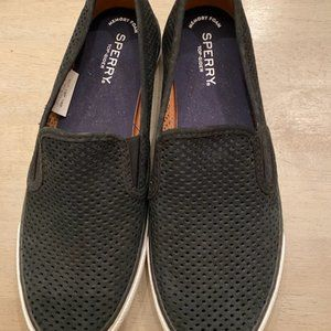 Gently worn Sperry-slip on shoes